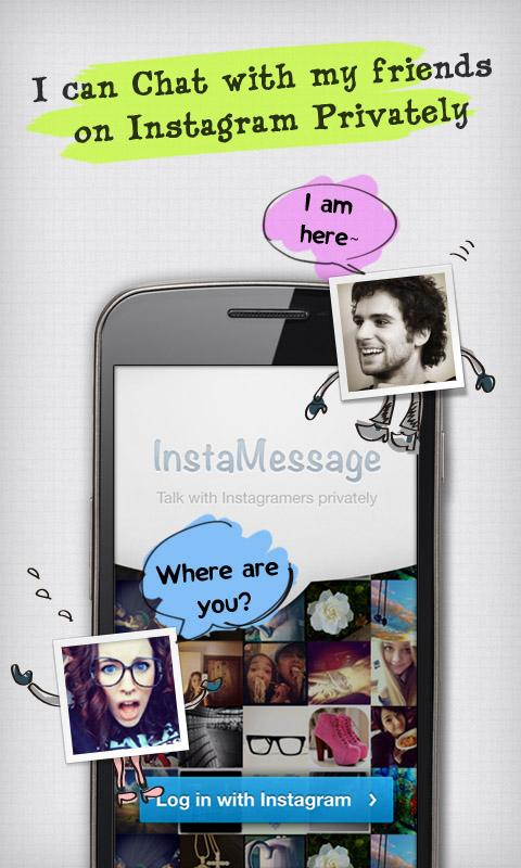 InstaMessage - Instagram Chat - screenshot