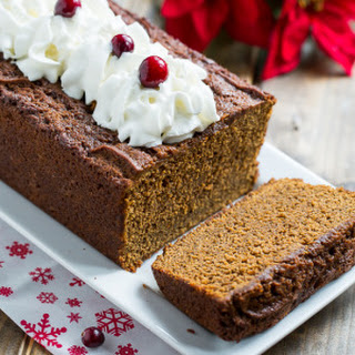 Sweet and Spicy Gingerbread