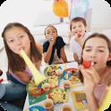 Kids Birthday Parties logo