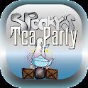 Spooky's Tea Party logo