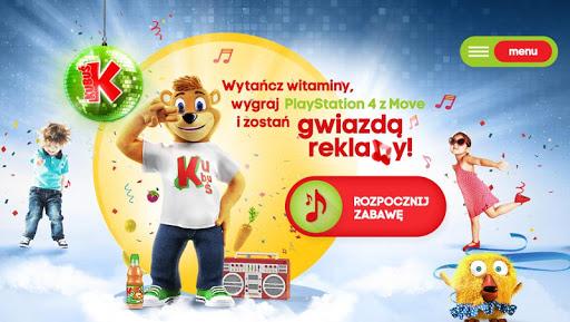 Kubuś - Wytańcz Witaminy