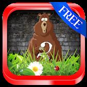 Clumsy Bear Run 2