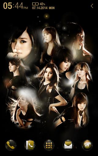 [SSKIN] GirlsGeneration_Black