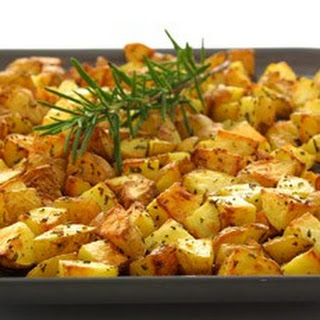 Sauté Potatoes Lyonnaise.
