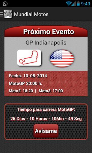 Mundial Motos GP
