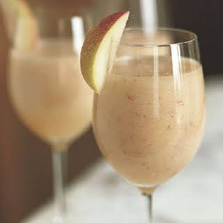 White Peach Bellini.
