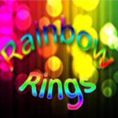 Rainbow Rings - Live Wallpaper