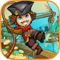 Pirate Explorer: The Bay Town icon