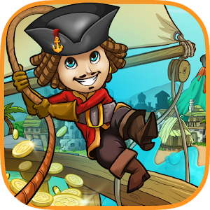 Pirate Explorer: The Bay Town for PC and MAC