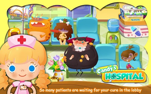 Candy's Hospital- screenshot thumbnail