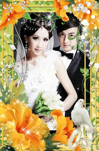 婚礼相框临