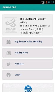 Equipment Rules of Sailing - screenshot thumbnail