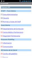 Screenshot of PrisonersRP Foro