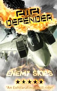 AIR DEFENDER: Enemy Skies