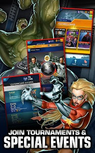 Marvel Puzzle Quest Screenshot 22
