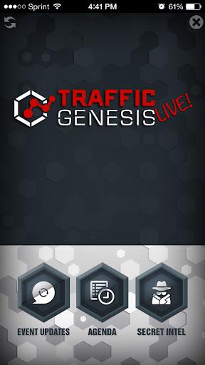 Traffic Genesis Live