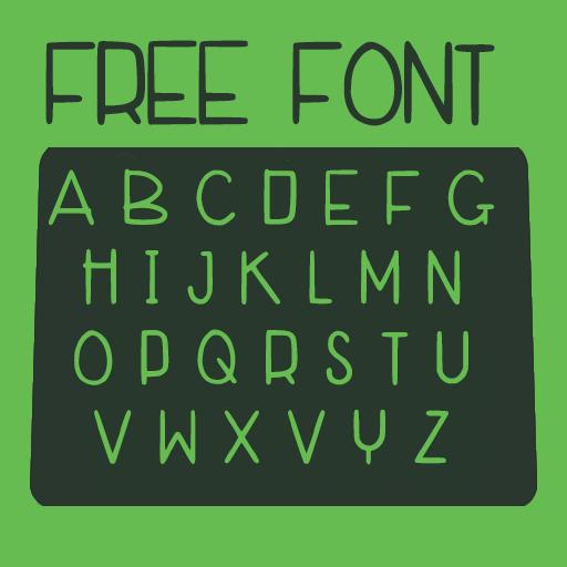 Cute font Free