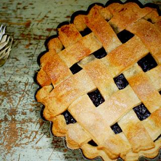 Sweet Cherry Pie Recipe