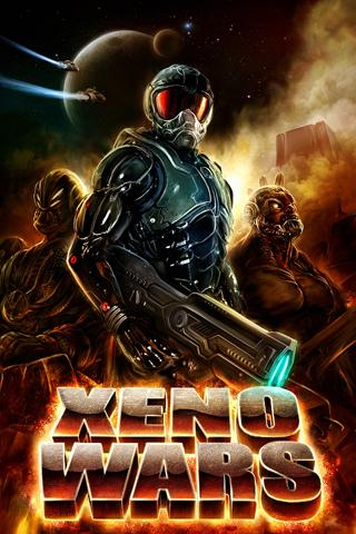 Xeno Wars - screenshot