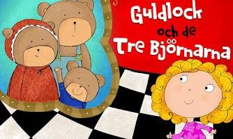 Screenshot of Guldlock och de Tre Björnarna