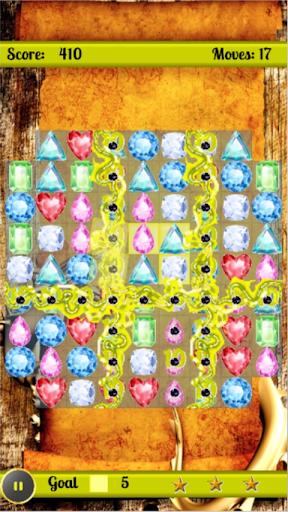 Jewels Dragon match 3