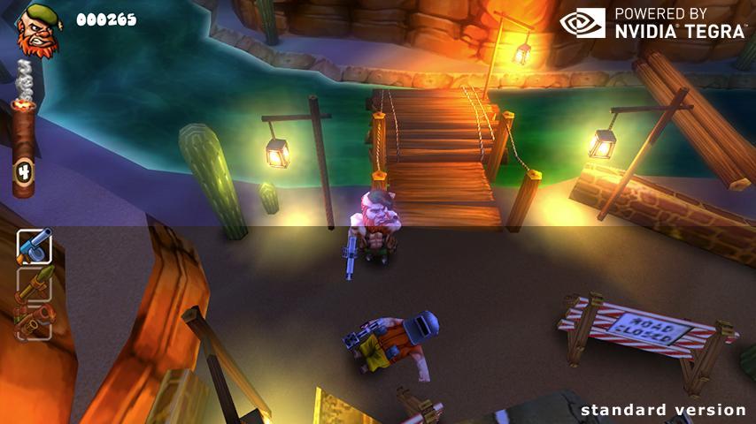 Guerrilla Bob THD screenshot #1
