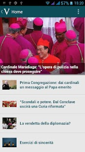 Vatican Insider- screenshot thumbnail
