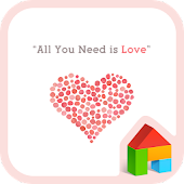 All U Need is Love dodol theme