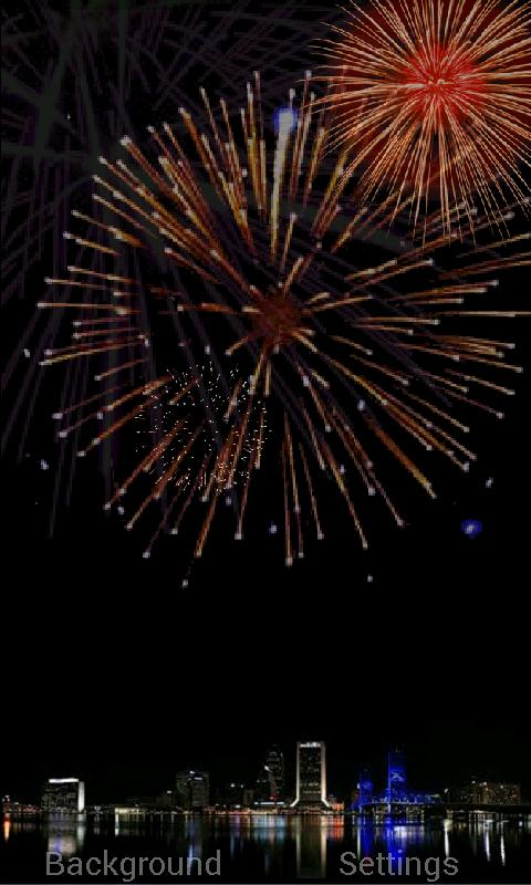 Fireworks!- screenshot