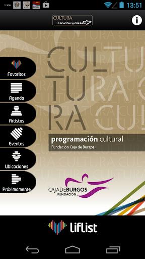 Cultura Caja de Burgos