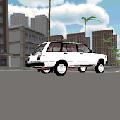 Lada City Simulation 3D