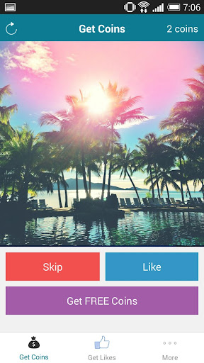 InstaLiker Instagram Pro