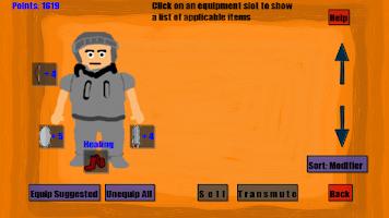 Screenshot of Roguelike Runner