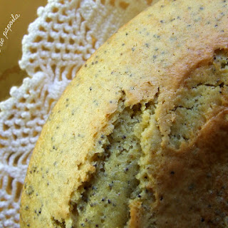 Quick Poppy Seed Cake