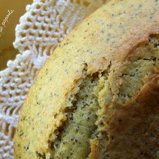 Quick Poppy Seed Cake.
