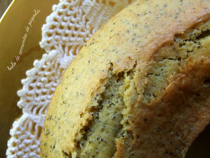 Quick Poppy Seed Cake Recipe