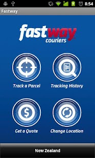 Fastway Couriers- screenshot thumbnail