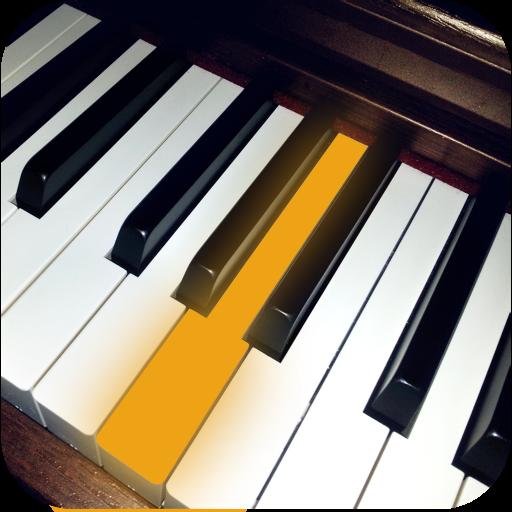 鋼琴旋律臨 LOGO-APP點子