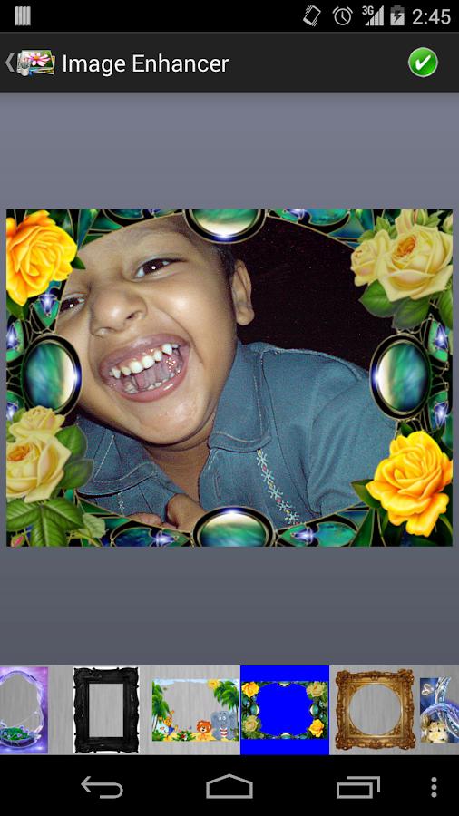 Image Enhancer - screenshot