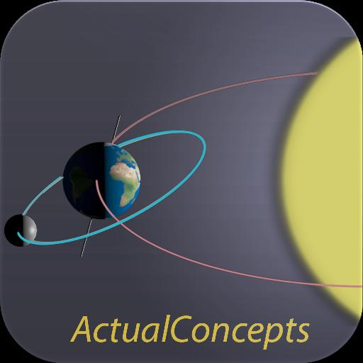Earth & Space LOGO-APP點子