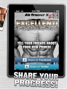 ABS WORKOUT X - screenshot thumbnail
