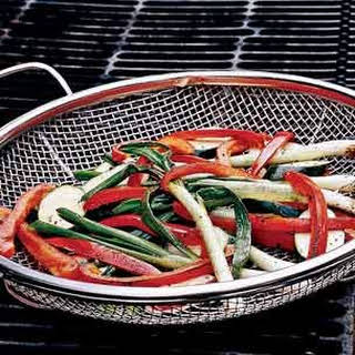 Smoked Vegetables Recipes.