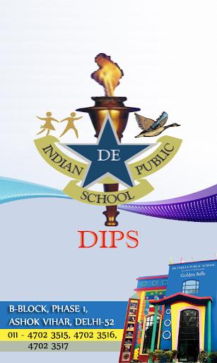DIPS Teacher App