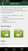 Screenshot of Chemical Bank Mobile Banking