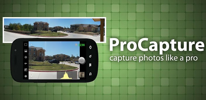 ProCapture – Camera & Panorama v1.6.1.2 Apk