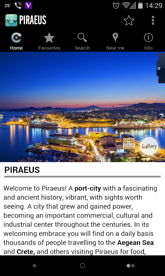 Destination Piraeus- screenshot