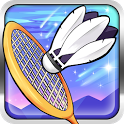 Badminton free icon