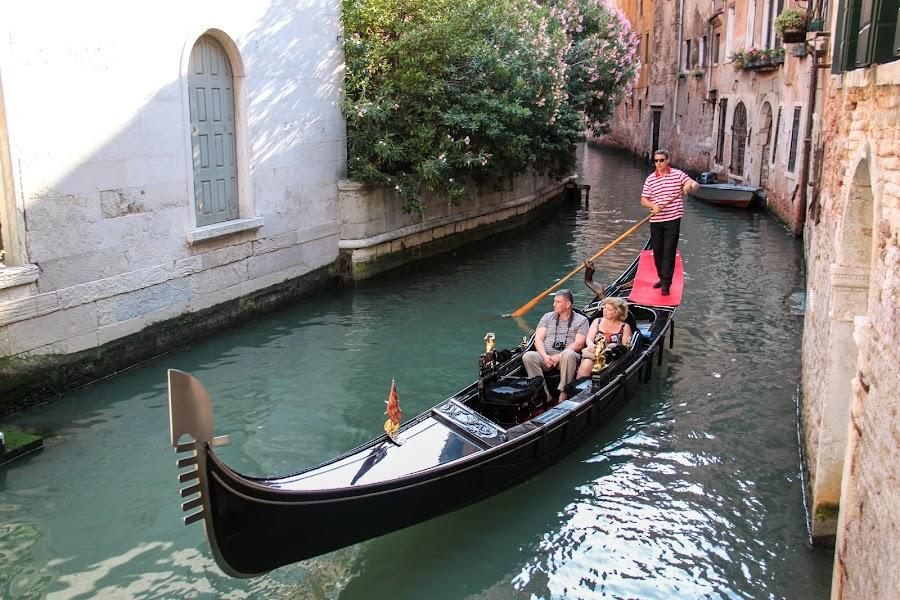 Gondola by Patrizia Sapia - Transportation Other