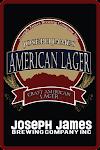 Joseph James American Lager