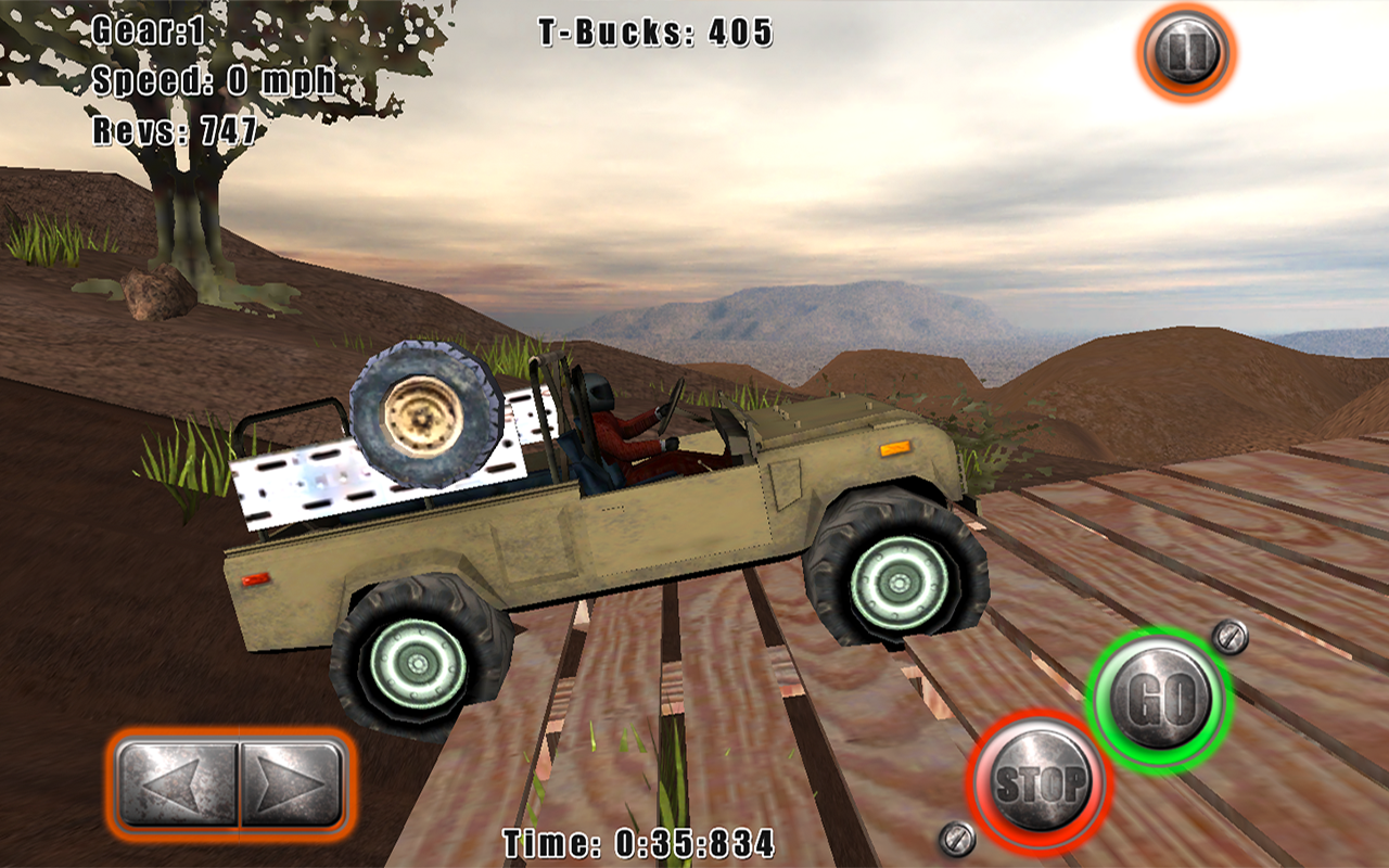 Tom's 4x4- screenshot